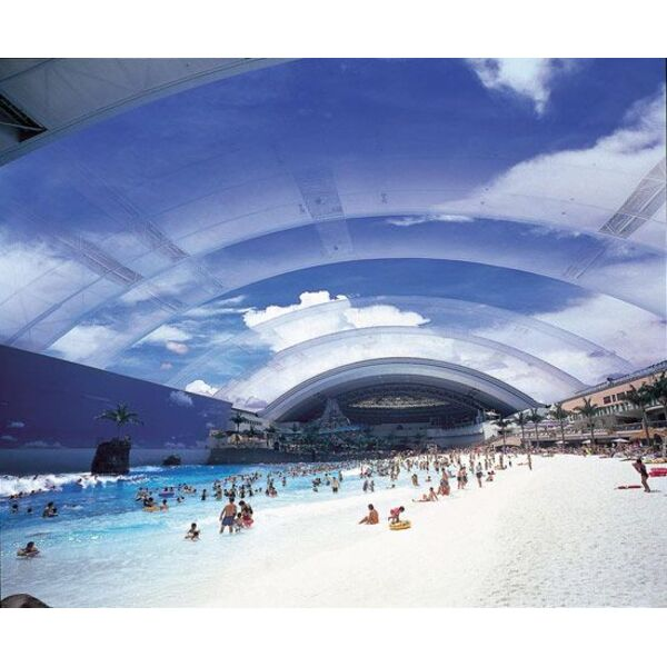 la plus grande piscine couverte du monde. Black Bedroom Furniture Sets. Home Design Ideas
