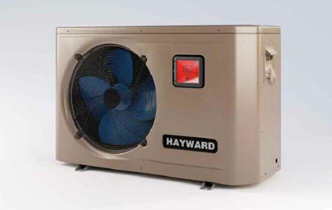 """La pompe à chaleur Energy Line Pro, par Hayward<span class=""""normal italic petit"""">© Hayward</span>"""
