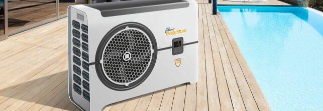 La pompe à chaleur Jetline Premium de Poolex évolue
