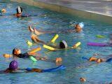 La pratique de l'aquagym pour les personnes en surpoids