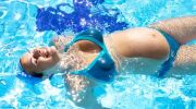 La préparation à l'accouchement en piscine