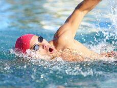 La prise de masse grâce à la natation