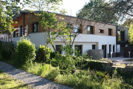 La résidence Résid'Spa Loire & Sèvre à Rezé
