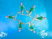 La respiration en natation synchronisée