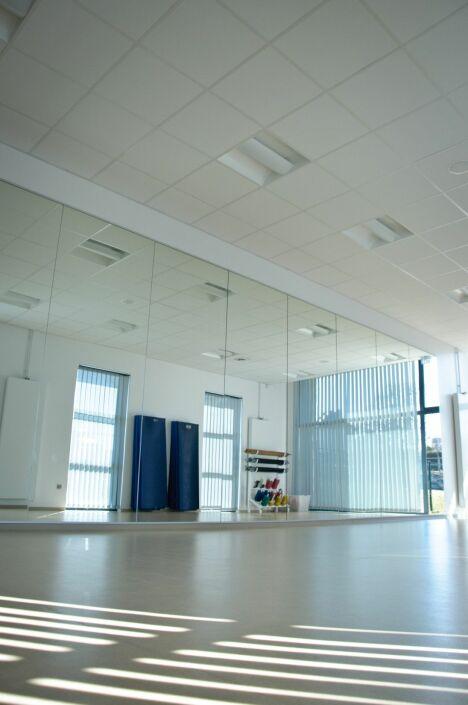 """La salle de fitness de la piscine aqua récréative à Egletons<span class=""""normal italic petit"""">DR</span>"""