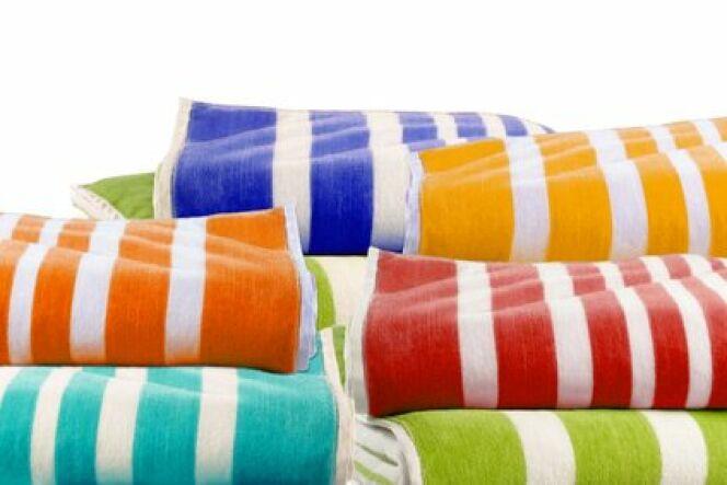La serviette de bain