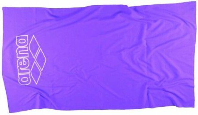 La serviette halys en microfibre d arena for Serviette piscine arena