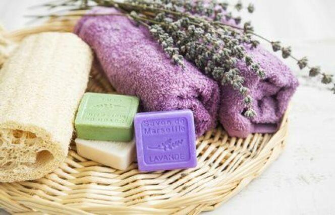 """La serviette ou le drap pour le hammam<span class=""""normal italic petit"""">© marrakeshh - Fotolia.com</span>"""