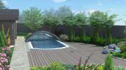 La tendance des mini-piscines