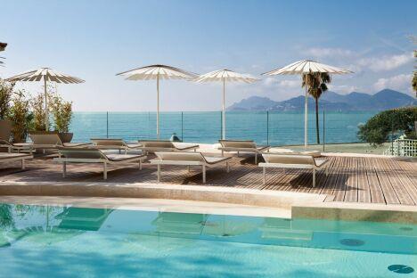 La thalasso des Thermes Marins à Cannes