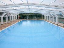 La toiture de votre abri de piscine