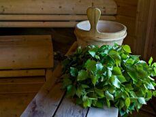 La vihta, la branche tressée en bouleau pour votre séance de sauna