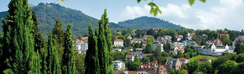 La ville de Baden-Baden© Baden-baden.de