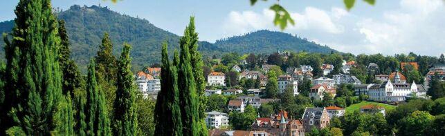 La ville de Baden-Baden