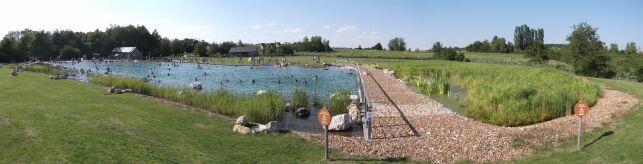 La baignade naturelle du Pays de Chambord