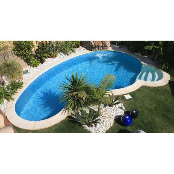 Construction d 39 une piscine enterr e la construction d for Construction piscine enterree