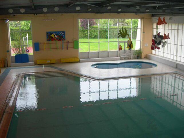 La pataugeoire de la piscine des Clayes-sous-Bois