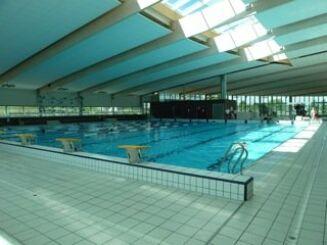 La piscine couverte de Crepy en Valois
