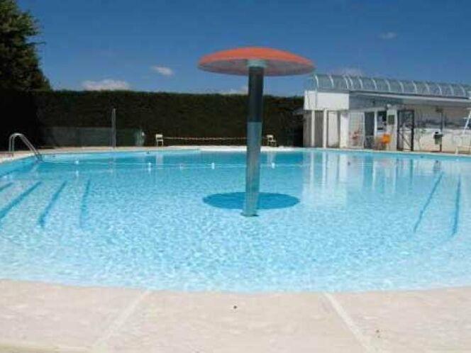 La piscine de Brassac les Mines