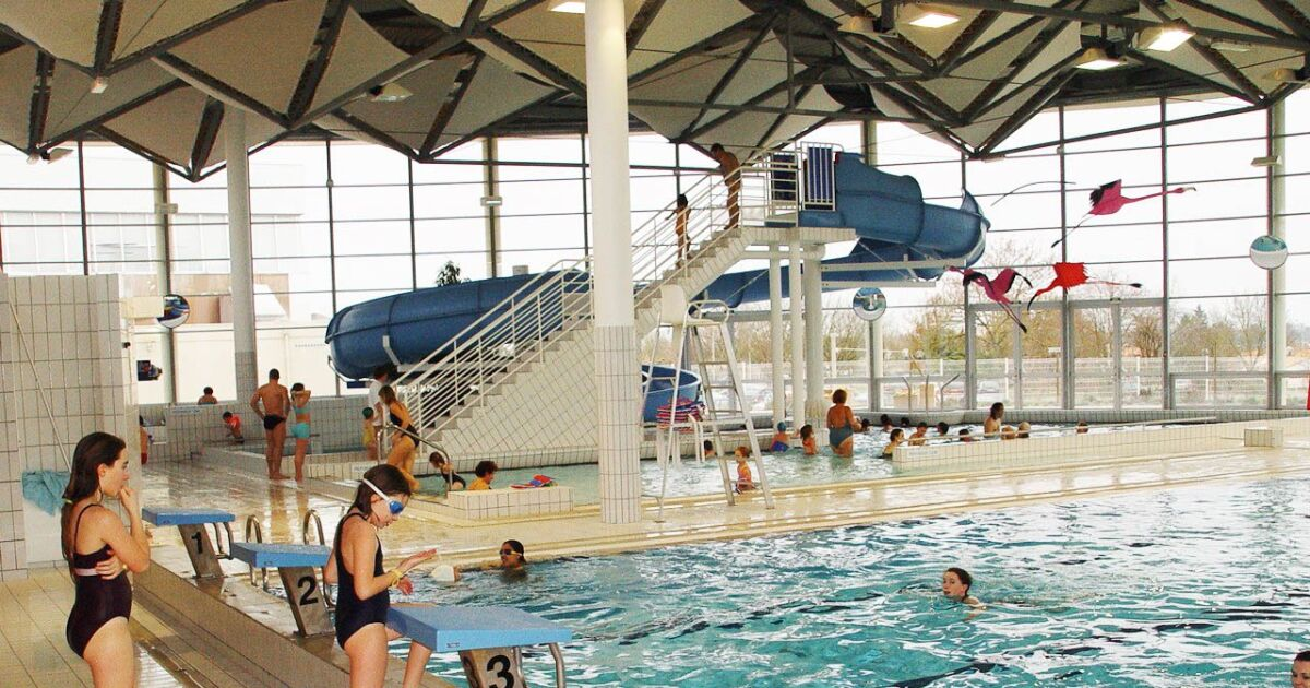 Piscine centre aquatique des fraignes chauray for Cloyes sur le loir piscine