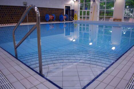 La piscine de Dammarie-lès-Lys