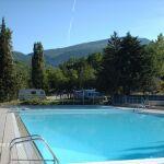 Piscine à Montbrun les Bains