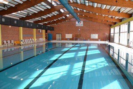 """La piscine de Pontarlier<span class=""""normal italic"""">© ville de Pontarlier</span>"""