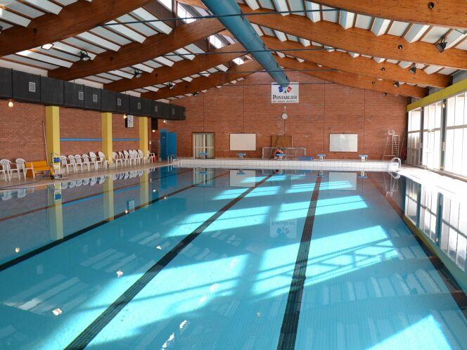 La piscine de Pontarlier
