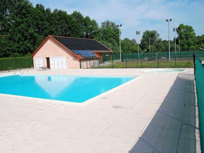 La piscine de Recey sur Ource