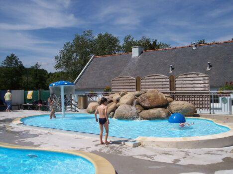 La piscine de Sizun