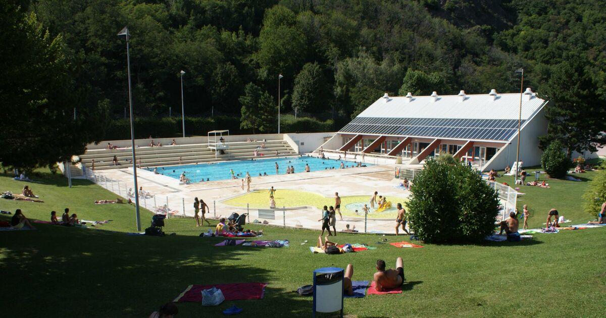 Centre nautique de saint jean piscine de maurienne for Construction piscine 25m