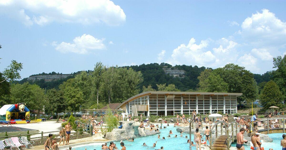 Piscine des lagons doucier horaires tarifs et photos for Construction piscine jura