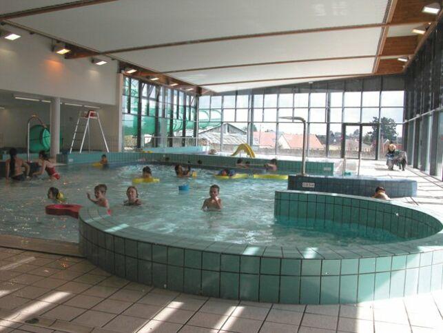 La piscine l'Aquacienne à Chécy
