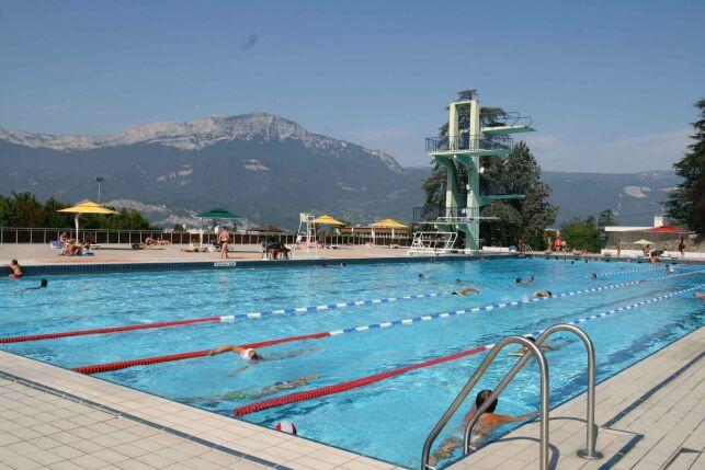 La piscine municipale d'Eybens