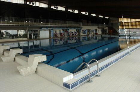 """La piscine municipale de Thiers<span class=""""normal italic petit"""">© Ville de Thiers</span>"""