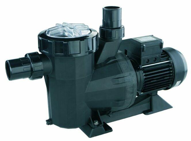 """La pompe de filtration pour votre piscine <span class=""""normal italic petit"""">© Astra pool</span>"""