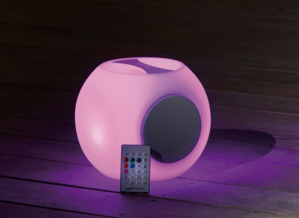 Lampe Cube HP© ProLoisirs