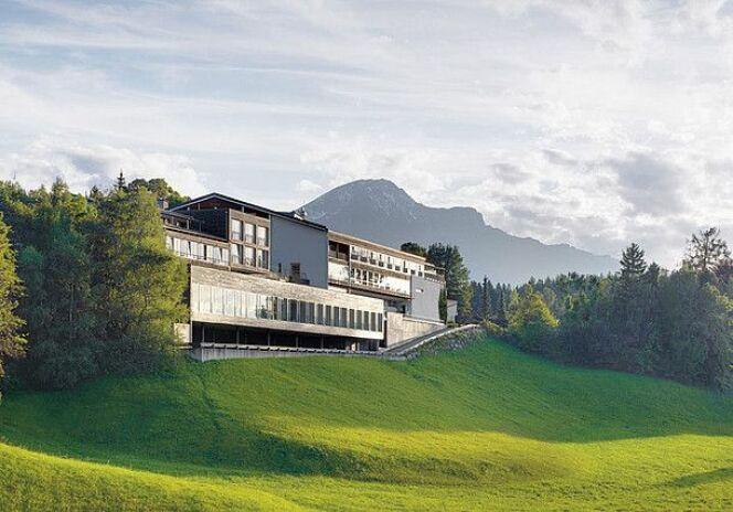 Lanserhof Lans, en Autriche