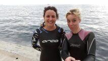 Deux nageuses vont traverser le détroit de Gibraltar !