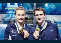 Plongeon : Deux français champions d'Europe !