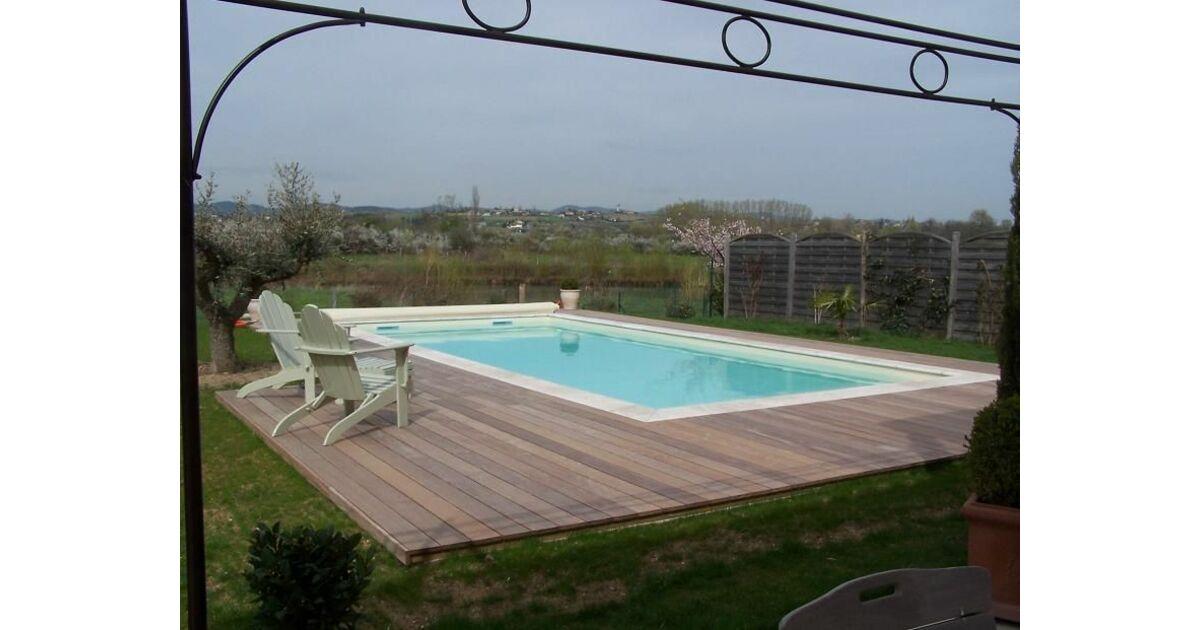 Piscine lc paysage charly pisciniste rh ne 69 for Construction piscine zone a