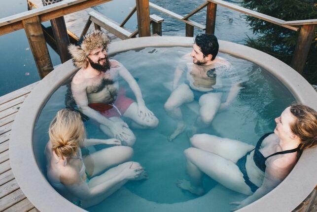 Le bain finlandais