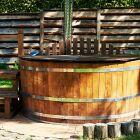 Le bain nordique : une installation originale pour votre jardin