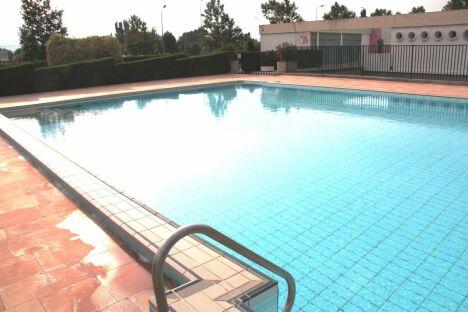 """Le bassin de loisirs du stade nautique à Pierrelatte<span class=""""normal italic petit"""">DR</span>"""