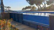 Le Bassin Français : des piscines acier pratiques et durables