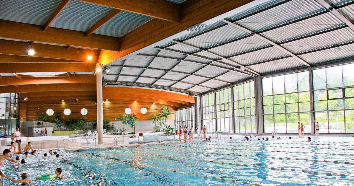 piscine aqua 39 rel lons le saunier horaires tarifs et. Black Bedroom Furniture Sets. Home Design Ideas