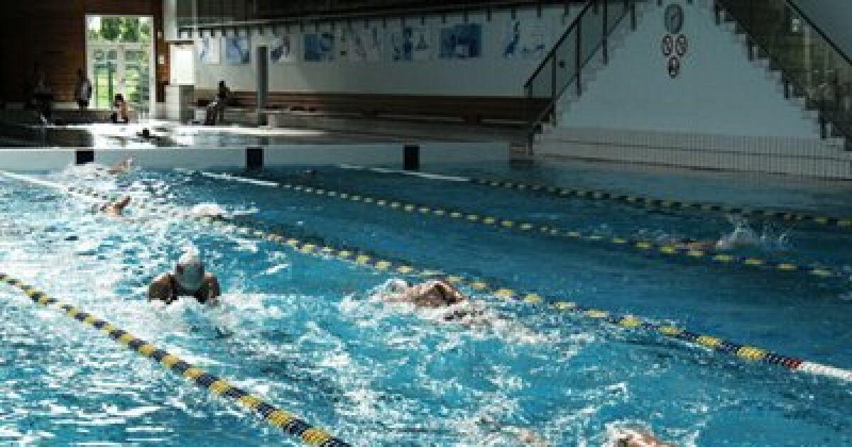 Avis et commentaires piscine olympique roger goujon epinal for Piscine epinal