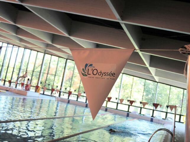 Le bassin sportif de l'Odyssée à Carmaux
