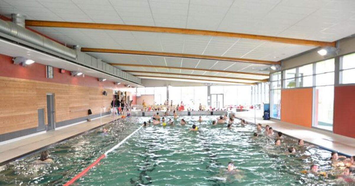 Piscine le cateau horaire for Horaire piscine moulins