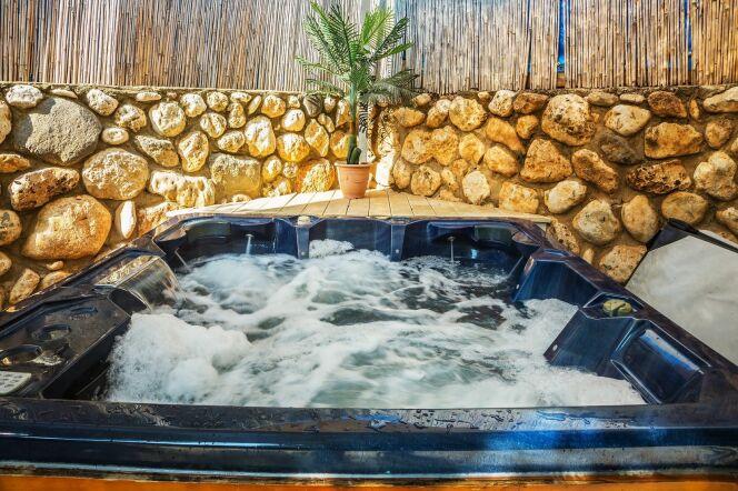 Le blower pour votre spa : un jet d'air relaxant
